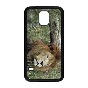 Lion Hight Quality Plastic Case for Samsung Galaxy S5