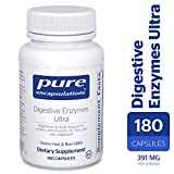 Pure Encapsulations - Digestive Enzymes Ultra - Comprehensive Blend of Vegetarian Digestive Enzymes