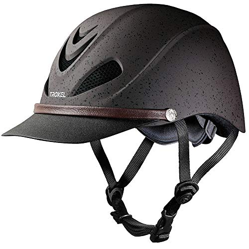 Troxel Grizzly Dakota Helmet, Brown, ()
