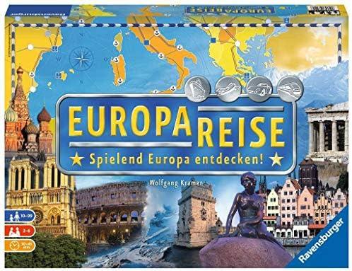 Ravensburger Spiele 26421 - Europareise