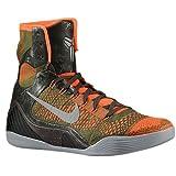 Nike Kobe IX 9 Elite 'Strategy Sequoia/Green/Silver Men's Basketball Shoes 9.5