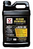 Triax HD Premium Gear 80W90 GL-5 Limited Slip Ready - Wide OEM Spec Range (2.5 GAL)