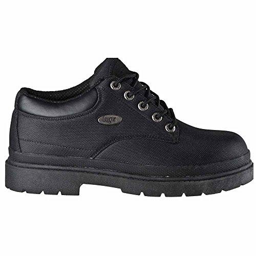 Lugz Men's Drifter Lo Ballistic Boots,Black,6.5 D by Lugz (Image #1)