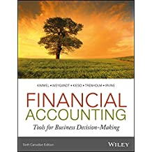 Financial Accounting: Tools for Business Decision-Making 6ce Binder Ready Version + WileyPLUS Registration Card