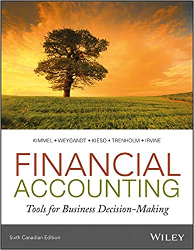 WileyPLUS Registration Card Financial Accounting Tools for Business Decision-Making 6ce Binder Ready Version