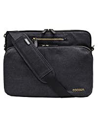 "Cocoon Innovations Urban Adventure Messenger Sling for 13"" MacBook/Laptops (MMS2504BK)"