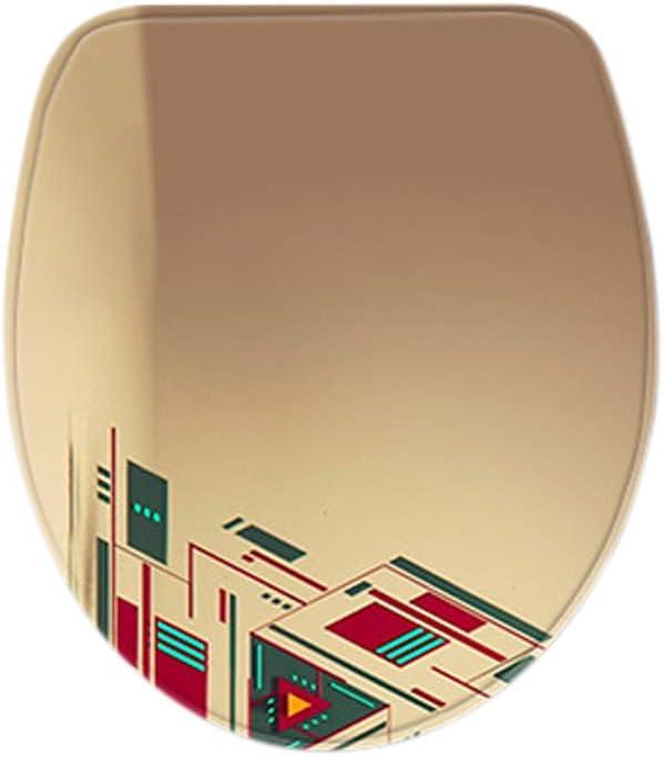 Flannel Soft 3D Color Stereoscopic Sense Print Style Mat 3 Piece Set Washable Non Slip Carpet for Washroom Bath Pad Pedestal Rug Toilet Lid Cover