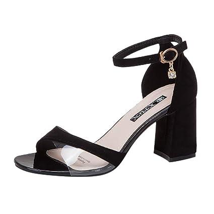1adcb4c15f72b Amazon.com : YJYdadaS Slippers, Fashion Women Summer Pumps High Heel ...