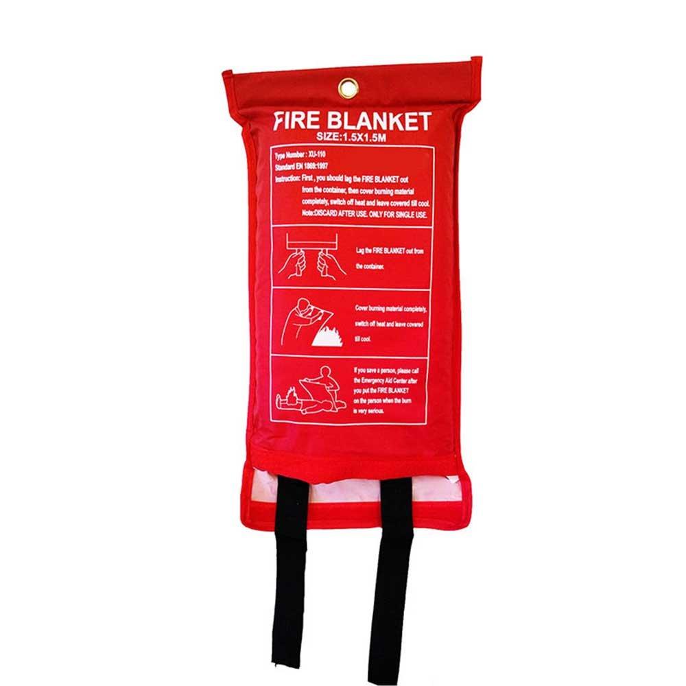 The Caravan Supermarket Emergency Fire Blanket
