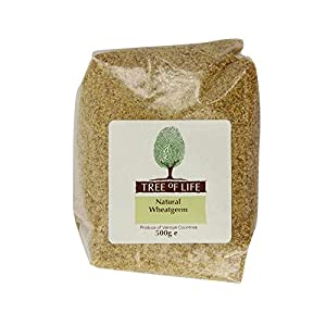 Tree of Life Wheatgerm 500g - Pack of 2