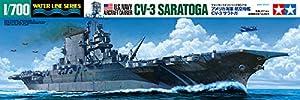Tamiya Models CV-3 Saratoga US Navy Aircraft Carrier