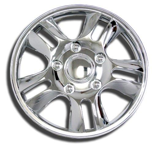 chrysler sebring chrome hubcaps - 9