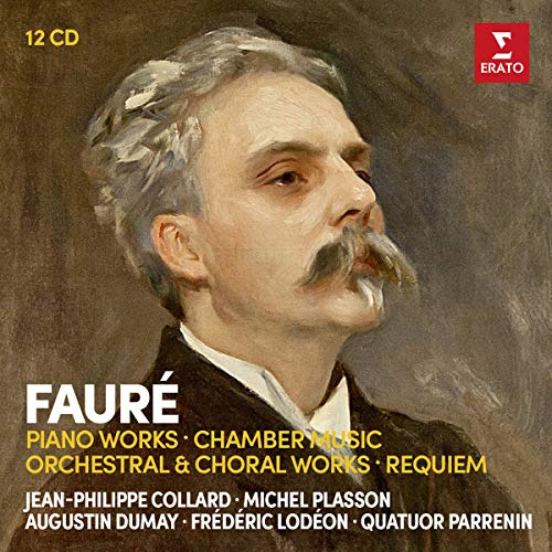 Fauré: Piano Works & Chamber Music (9CD) (The Best Of Faure)