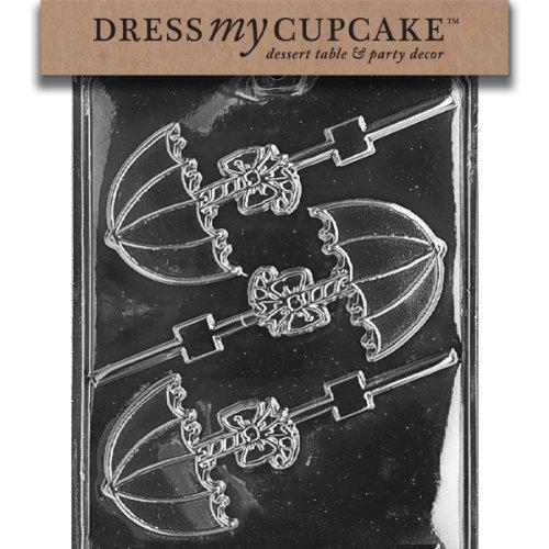 Dress My Cupcake Chocolate Umbrella