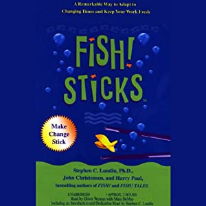 Fish! Sticks Audiobook