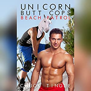 Unicorn Butt Cops Audiobook