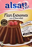 Alsa Chocolate Flavored Flan Mix - Flan Fondant au Chocolat 6.8 oz. offers