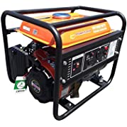 Powerland PD2000, 1200 Running Watts/1500 Starting Watts, Gas Powered Portable Generator