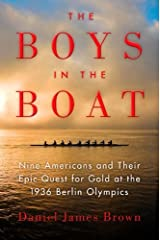 The Boys In The Boat Lrg edition by Brown, Daniel James (2013) Hardcover Hardcover