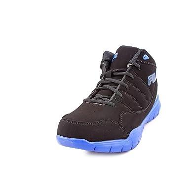 Fila Jump Flex Youth US 6 Black Basketball Shoe