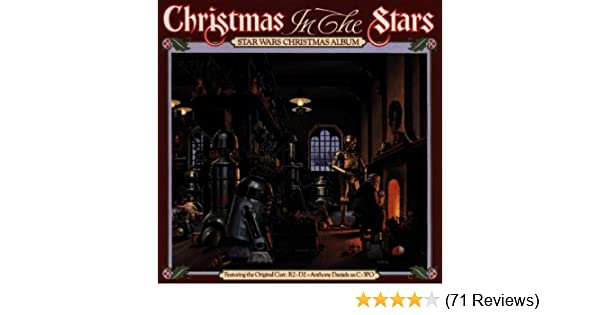 meco christmas in the stars star wars christmas album amazoncom music - What Do You Get A Wookie For Christmas