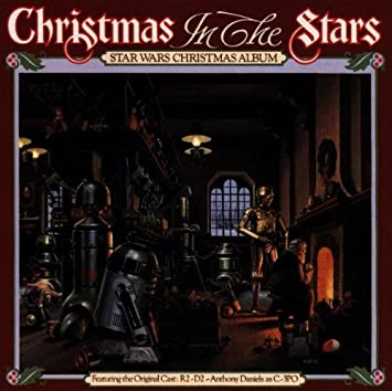 christmas in the stars star wars christmas album - What Do You Get A Wookie For Christmas