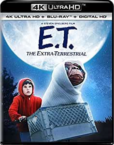 E.T. The Extra-Terrestrial [Blu-ray]