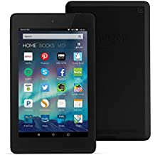"Fire HD 6 Tablet, 6"" HD Display, Wi-Fi, 16 GB - Includes Special Offers, Black (Previous Generation - 4th)"