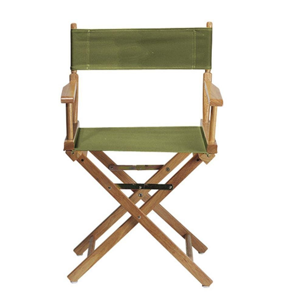 Home Decorators Collection Replacement Canvas Seat and Back for Directors Chair, Canvas, SAGE by Home Decorators Collection