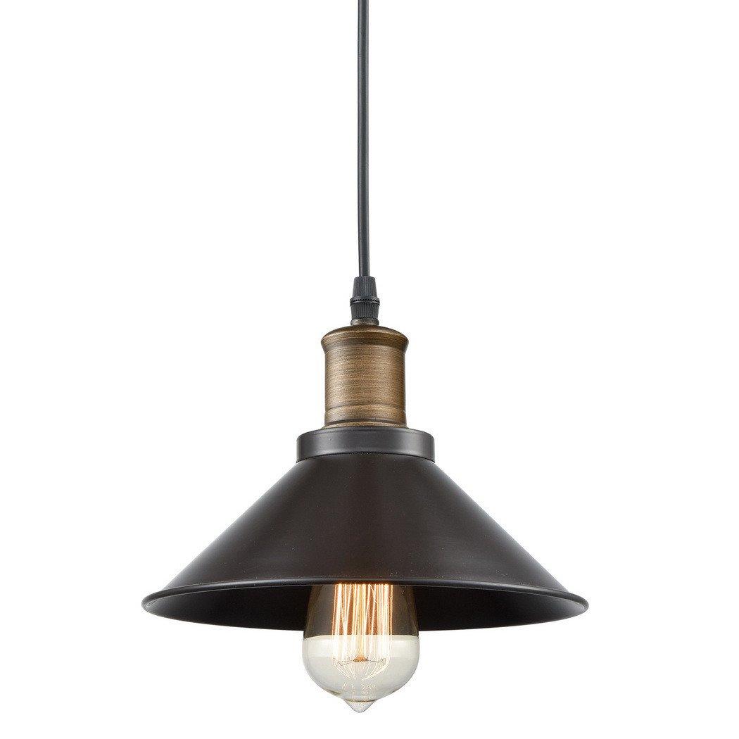 Ecopower Industrial Edison Mini Metal Pendant Lighting 1 Light