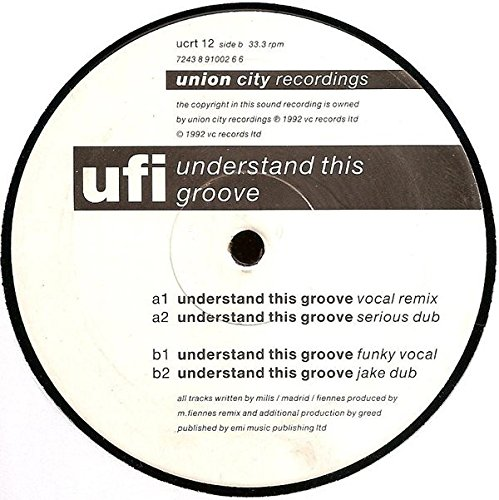 Understand This Groove for sale  Delivered anywhere in USA
