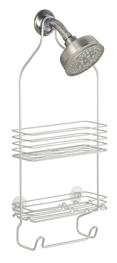 Amazon.com: InterDesign Classico Hanging Shower Caddy - Bathroom ...