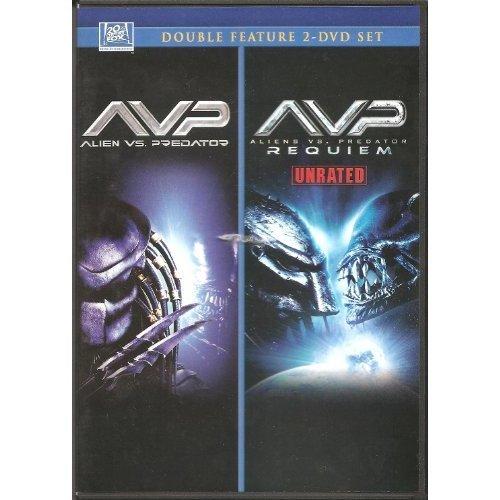 Alien vs. Predator/AVP - Requiem/Unrated Double - Predator 2 Full