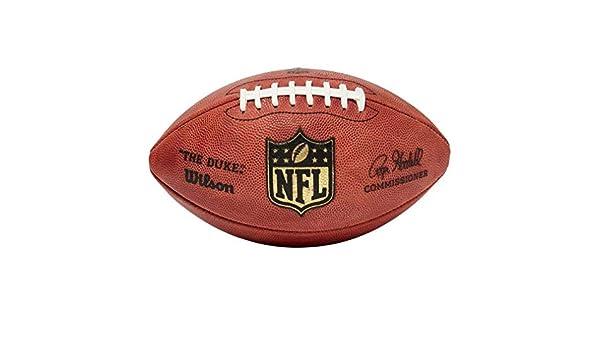 NFL Wilson Duke - Balón oficial de fútbol americano, National ...
