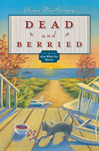 - Dead and Berried (Gray Whale Inn Mystery)