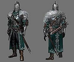 "Dark Souls II 12"" Warrior Knight Figure"