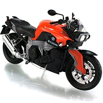 Buy Bmw K 1300 R 1 12 Diecast Bike Model By Automax Online At Low