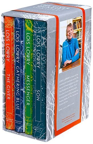 The Giver Quartet 20th Anniversary boxed set by Lois Lowry (2013-11-05) (Lois Lowry Box Set)