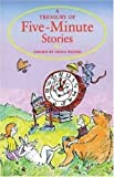 A Treasury of Five-Minute Stories, Fiona Waters, 0753451859