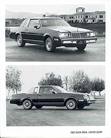 1982 Buick Regal >> 1982 Buick Regal Automobile Photo Poster At Amazon S