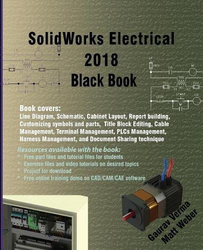 SolidWorks Electrical 2018 Black Book by CADCAMCAE Works