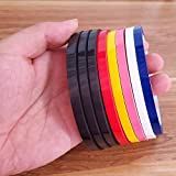 """Chart Tape 6mm 1/4"""" Pinstripe Tape 6 Colors"""