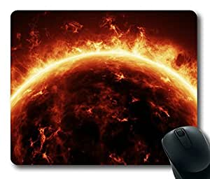 Solar Masterpiece Limited Design Oblong Mouse Pad by Cases & Mousepads