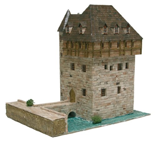 Castle Model (Crupet Castle Model Kit)