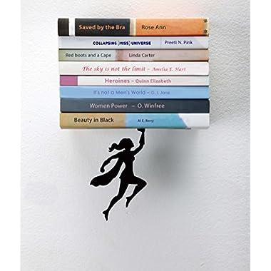 Wondershelf  - Metal Floating Bookshelf - AD104 - Artori Design