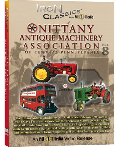 nittany antique machinery association