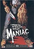 Maniac cover.