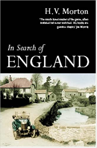 H V Morton In Search of England Very Good Book
