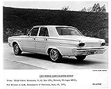1966 Dodge Dart Factory Photo