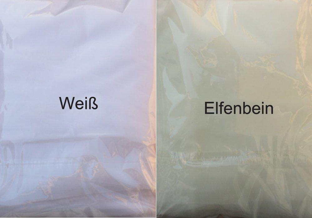 Elfenbein Racksoy 3M Lang Doppelte Schichte Weicher T/üll Brautschleier mit Kamm